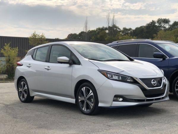 2020 Nissan LEAF 1N4BZ1CP6LC300390