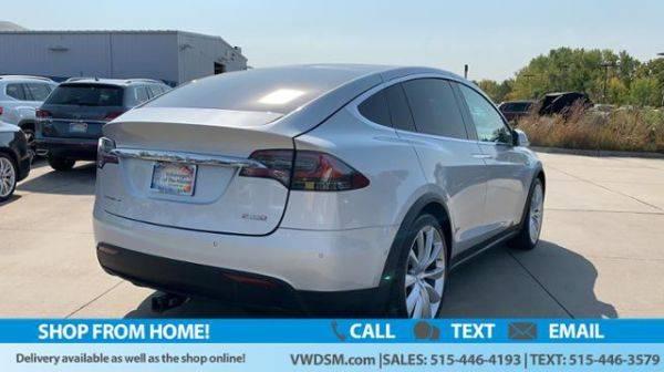 2016 Tesla Model X 5YJXCAE47GFS00196