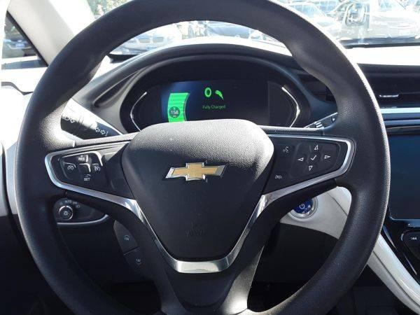 2017 Chevrolet Bolt 1G1FW6S01H4146784