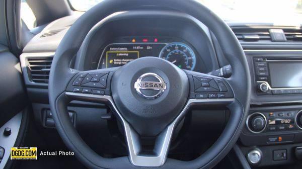 2018 Nissan LEAF 1N4AZ1CP8JC314381
