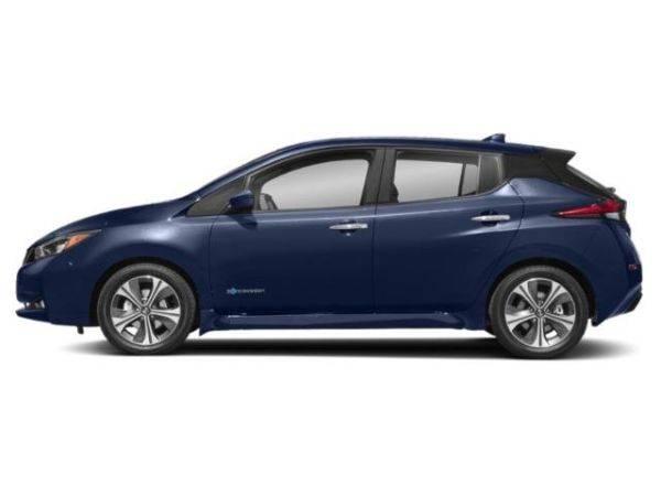 2018 Nissan LEAF 1N4AZ1CP4JC304172