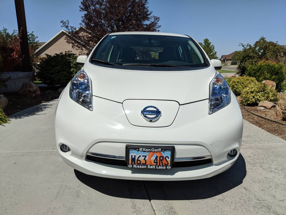 2016 Nissan LEAF 1N4BZ0CP7GC308806