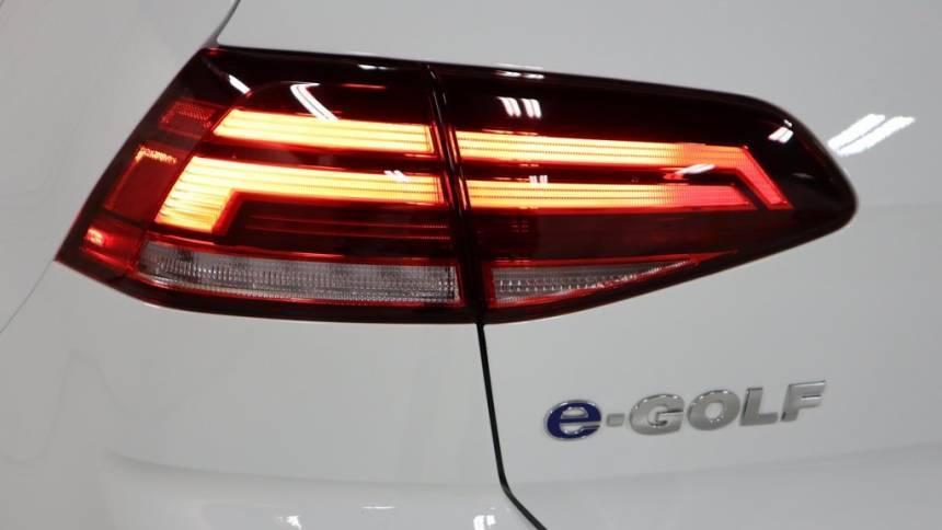 2019 Volkswagen e-Golf WVWKR7AU9KW902073