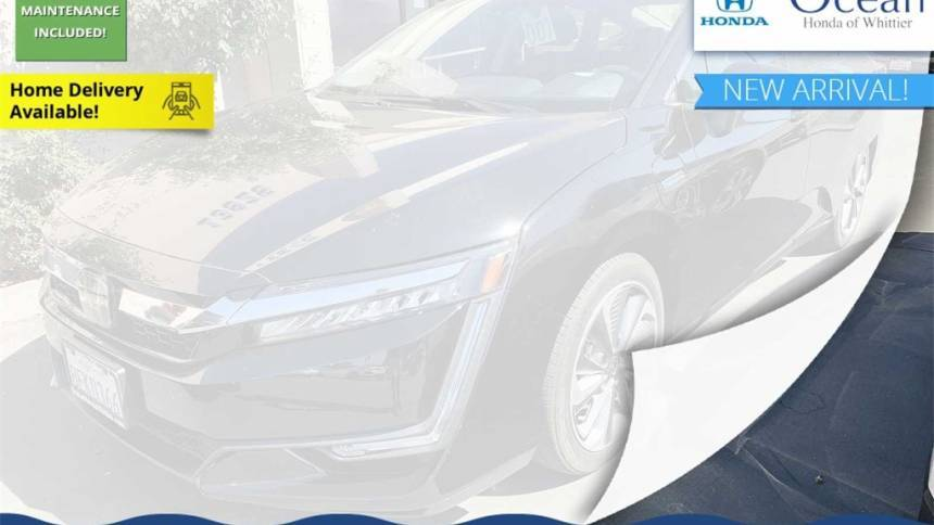 2018 Honda Clarity JHMZC5F17JC007439