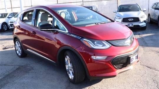 2018 Chevrolet Bolt 1G1FW6S07J4114931