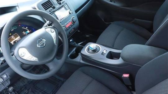 2017 Nissan LEAF 1N4BZ0CP0HC301665