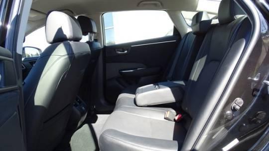 2018 Honda Clarity JHMZC5F37JC007586