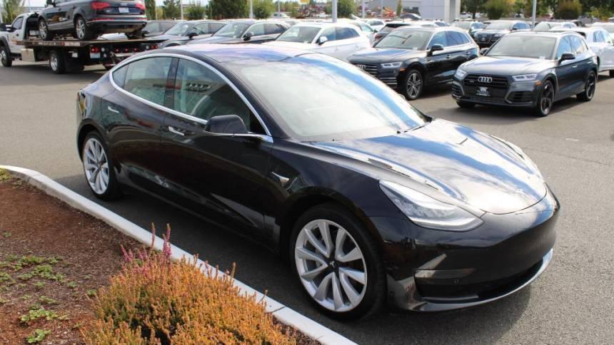 2018 Tesla Model 3 5YJ3E1EB8JF110036