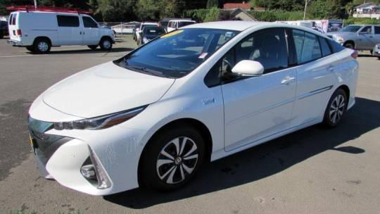 2018 Toyota Prius Prime JTDKARFP4J3070230