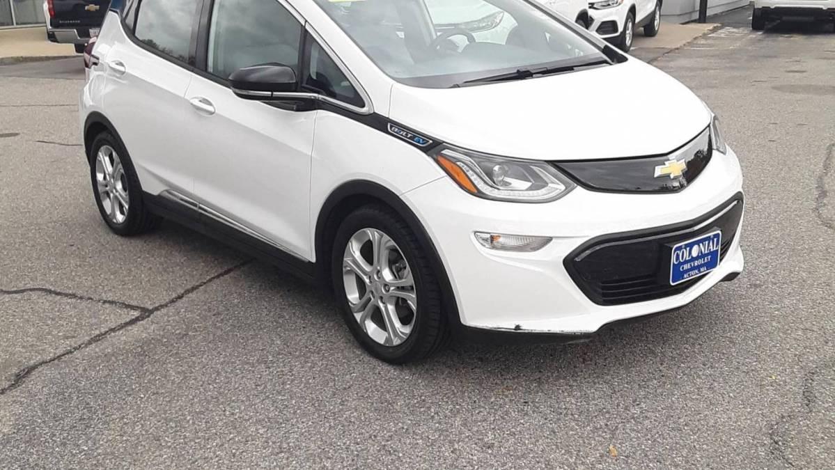 2017 Chevrolet Bolt 1G1FW6S08H4134843