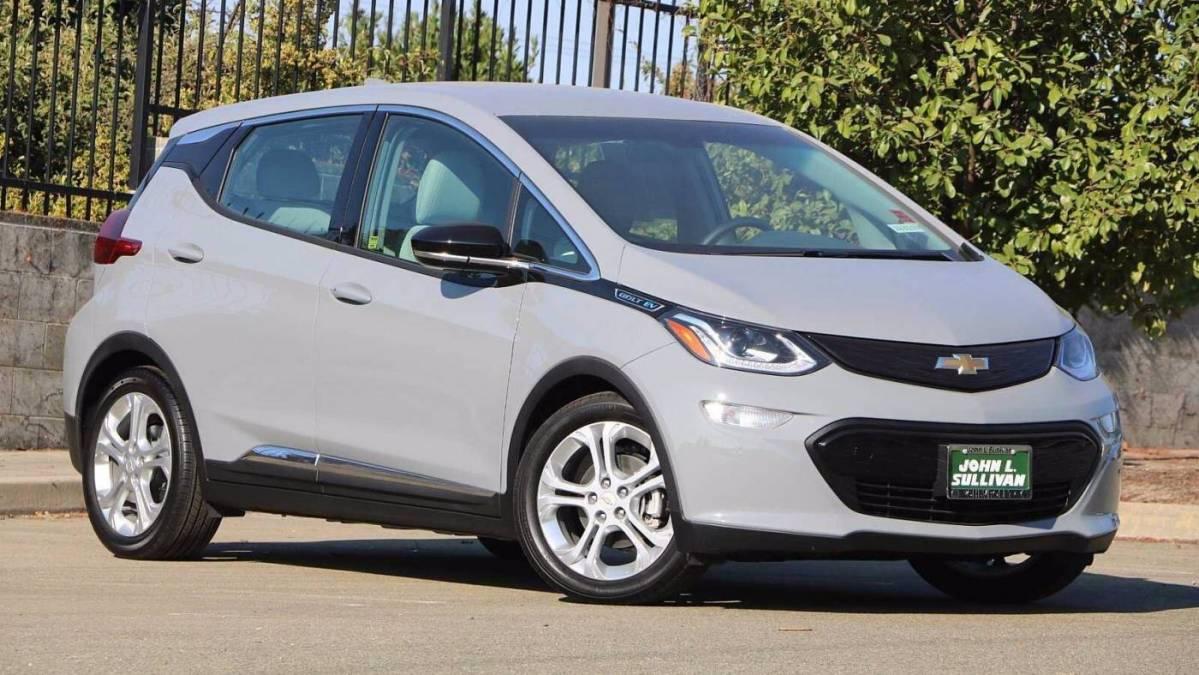 2020 Chevrolet Bolt 1G1FY6S04L4123065