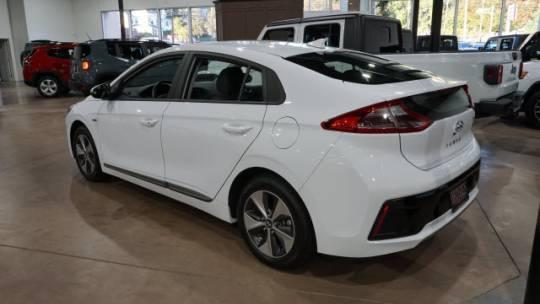 2019 Hyundai IONIQ KMHC75LH9KU042875