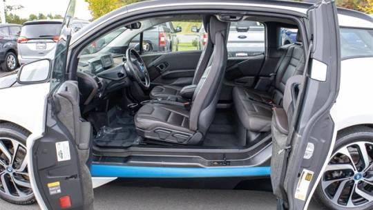2018 BMW i3 WBY7Z2C58JVE61914