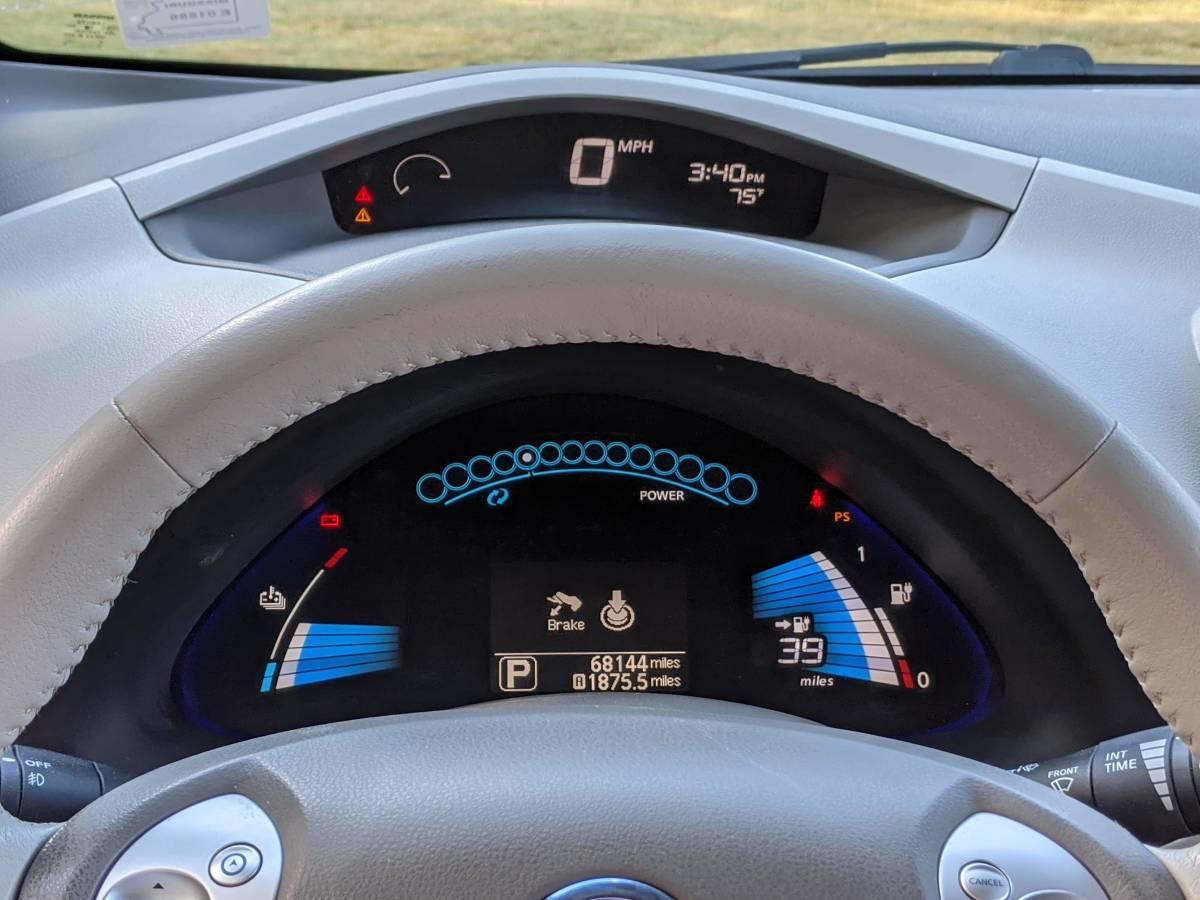 2012 Nissan LEAF JN1AZ0CP4CT016761