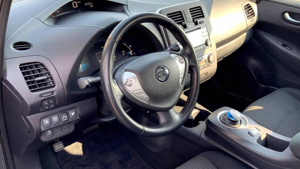 2015 Nissan LEAF 1N4AZ0CP0FC309421