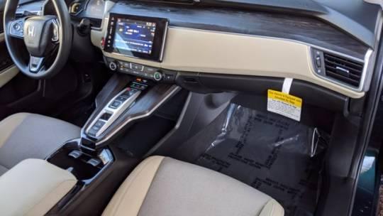 2018 Honda Clarity JHMZC5F13JC011665