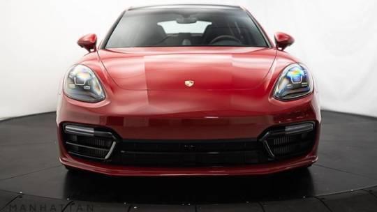 2018 Porsche Panamera WP0AE2A77JL176704