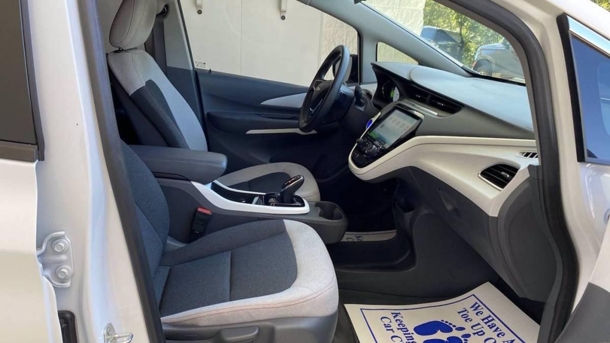 2017 Chevrolet Bolt 1G1FW6S00H4148932