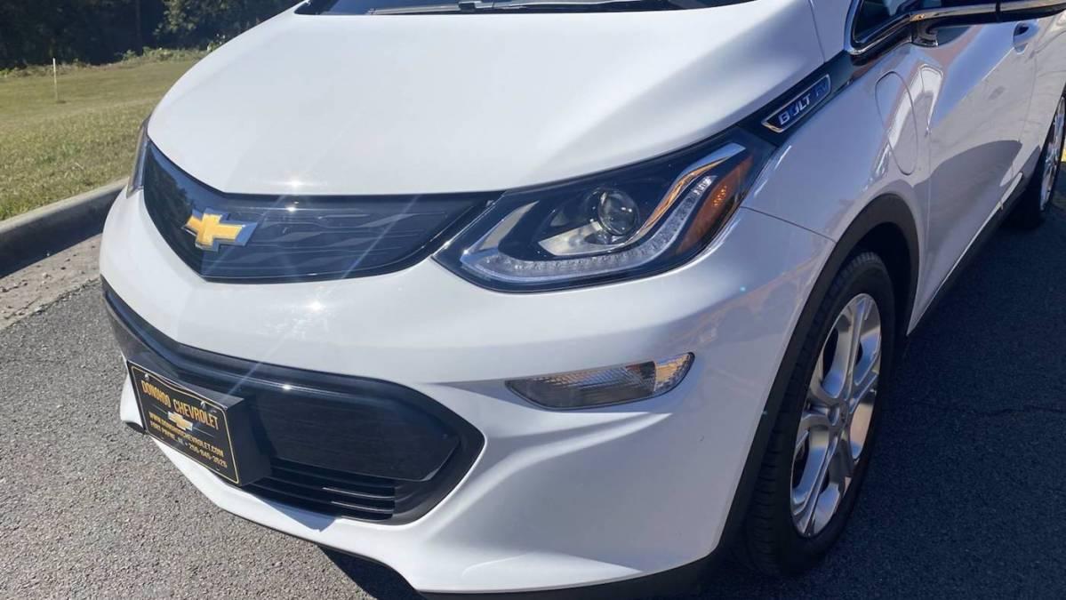 2017 Chevrolet Bolt 1G1FW6S09H4174445