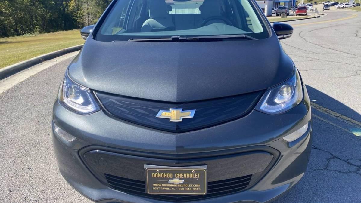 2017 Chevrolet Bolt 1G1FW6S09H4178382