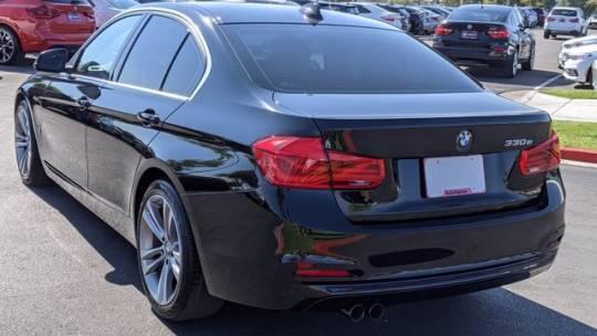 2018 BMW 3 Series WBA8E1C52JA159659