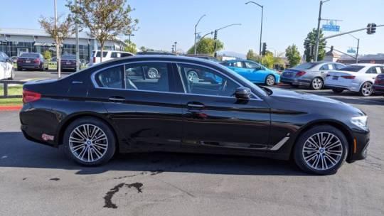 2018 BMW 5 Series WBAJA9C56JB033360