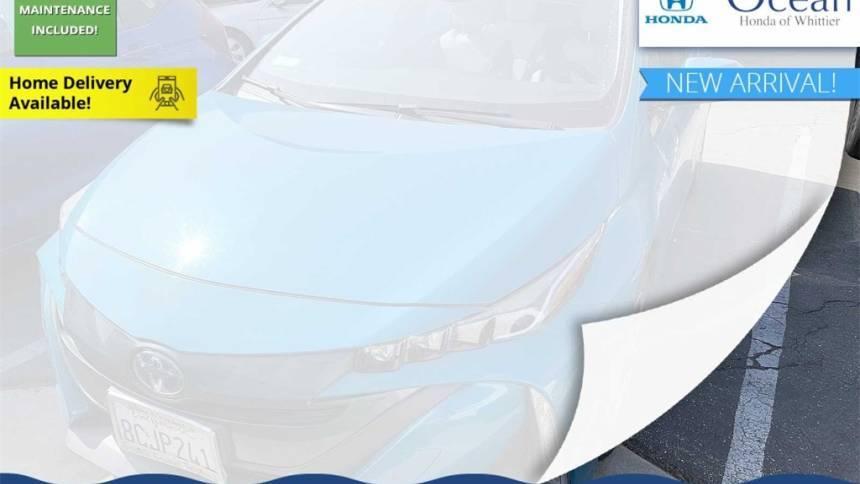 2017 Toyota Prius Prime JTDKARFP4H3043913
