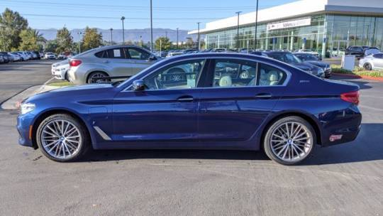 2018 BMW 5 Series WBAJA9C57JB033223