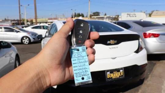 2017 Chevrolet VOLT 1G1RC6S53HU217680