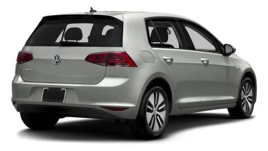 2016 Volkswagen e-Golf WVWKP7AU1GW914344