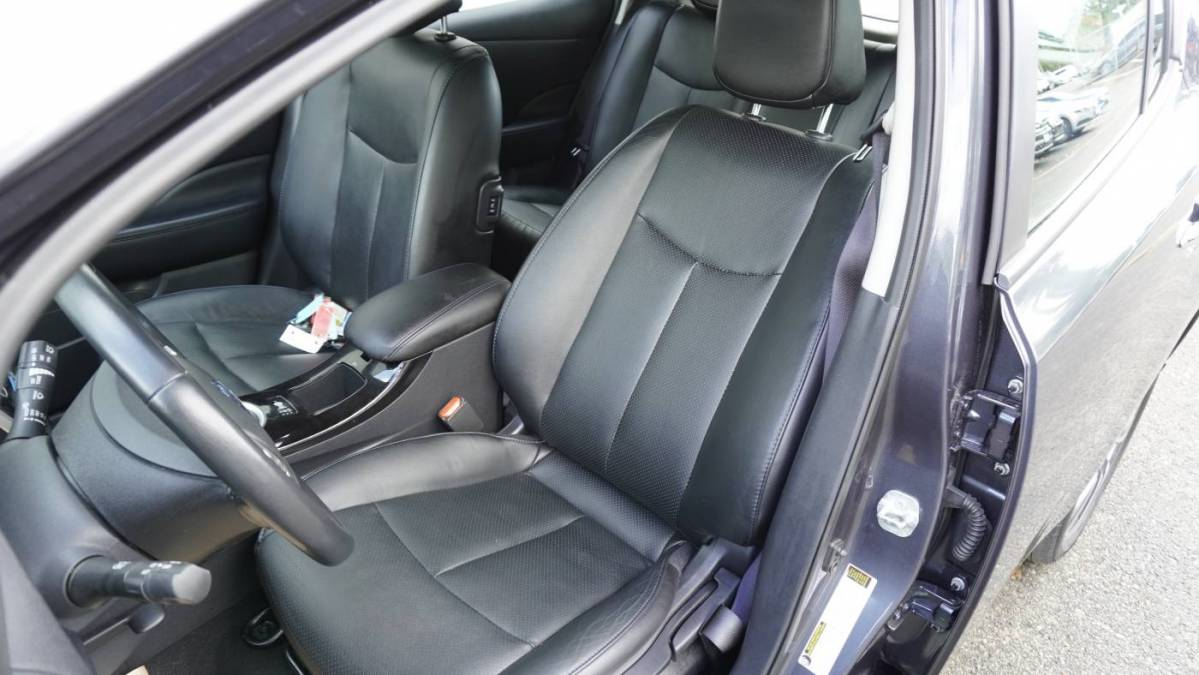 2013 Nissan LEAF 1N4AZ0CP4DC406151