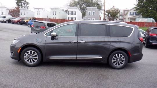 2020 Chrysler Pacifica Hybrid 2C4RC1N79LR109433