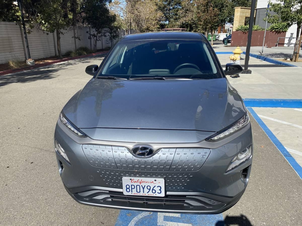 2020 Hyundai Kona Electric KM8K23AG8LU071293