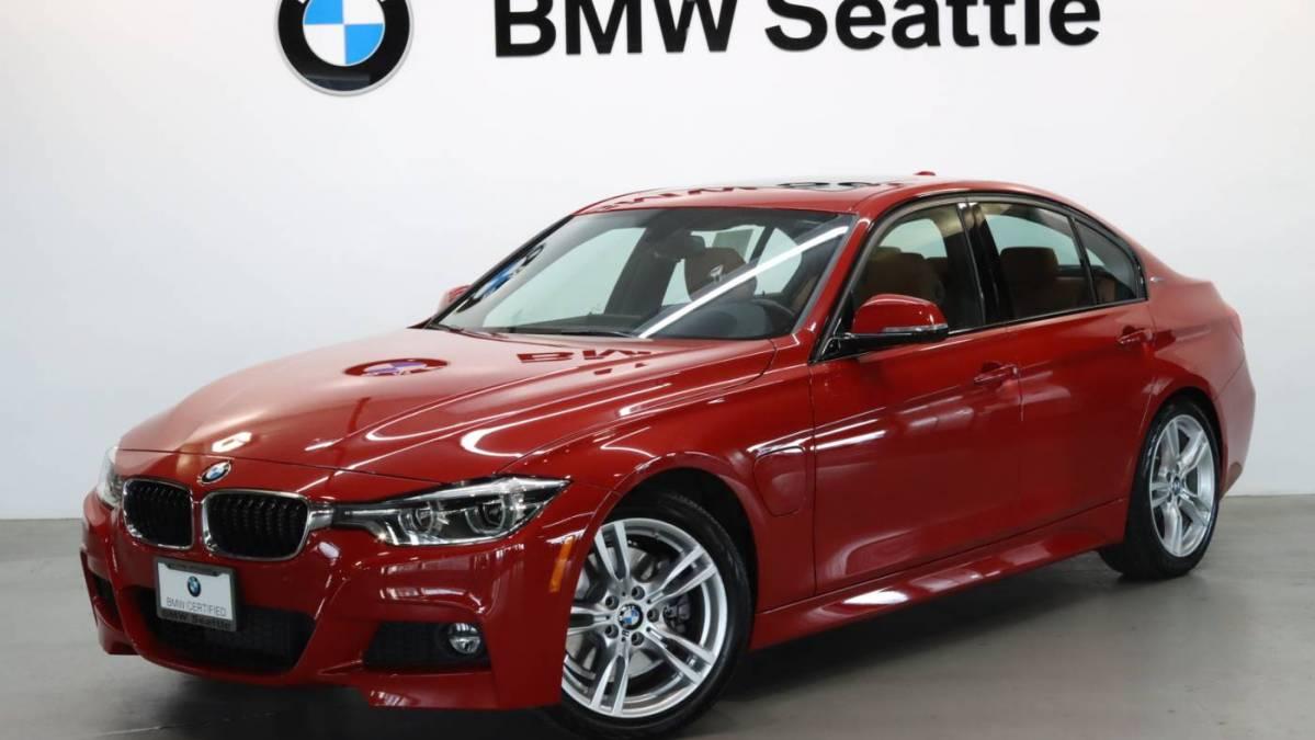 2018 BMW 3 Series WBA8E1C55JA178125