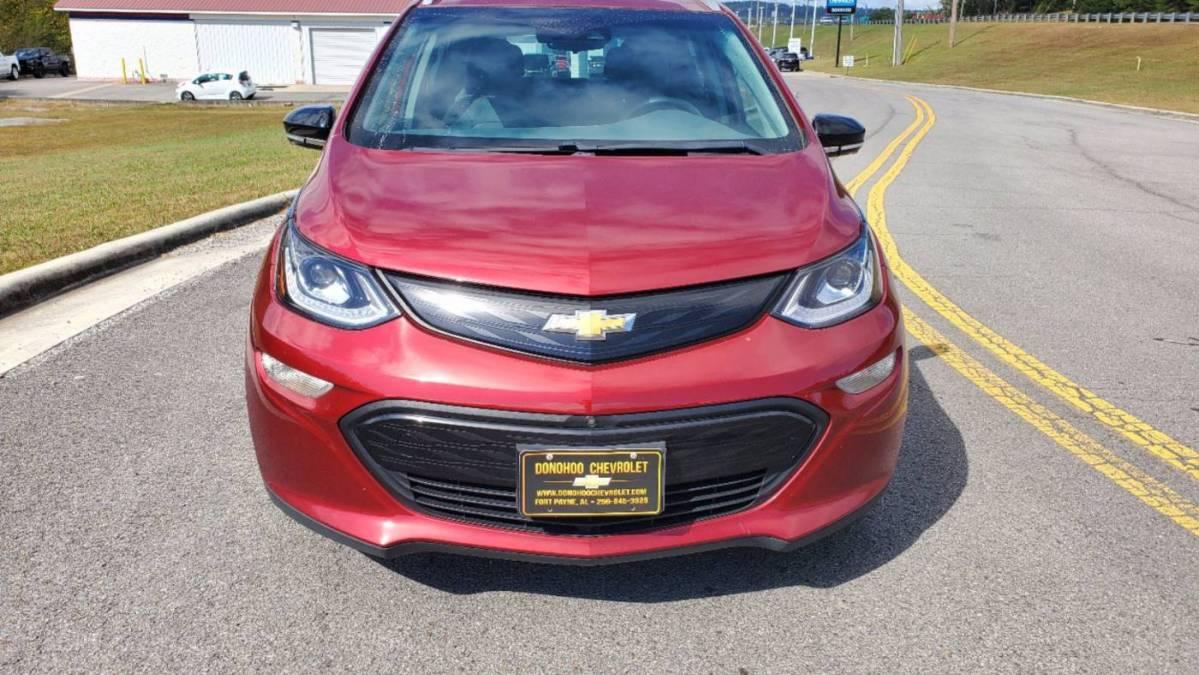 2017 Chevrolet Bolt 1G1FX6S04H4178917
