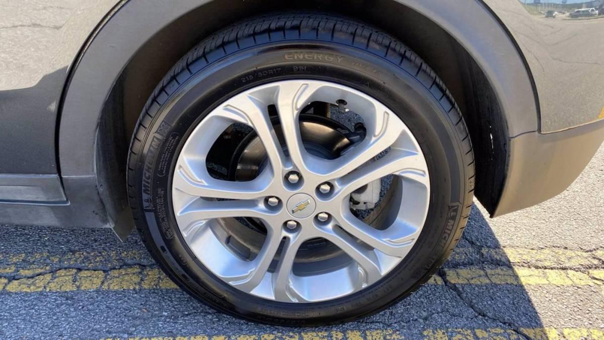 2017 Chevrolet Bolt 1G1FW6S08H4185338