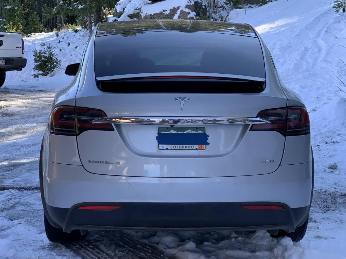 2018 Tesla Model X 5YZXCBE28JFO88293