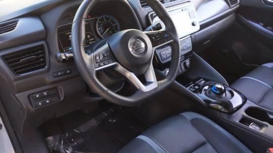 2019 Nissan LEAF 1N4AZ1CP0KC303070