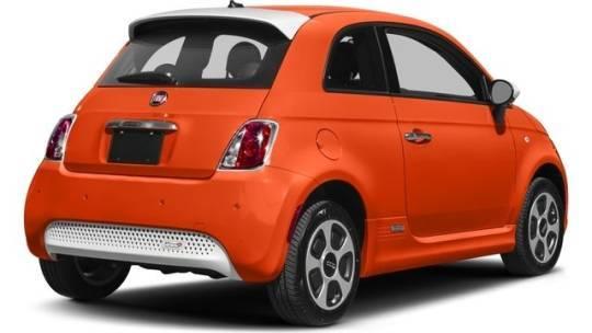 2017 Fiat 500e 3C3CFFGE5HT658898