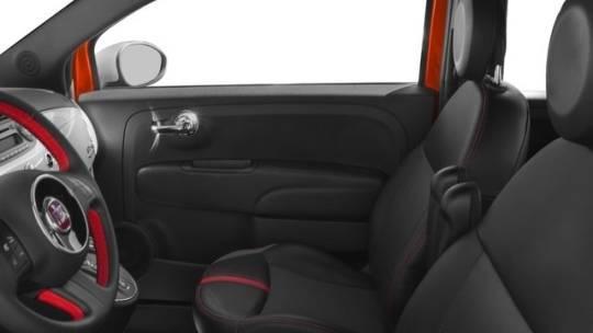 2017 Fiat 500e 3C3CFFGE5HT609233