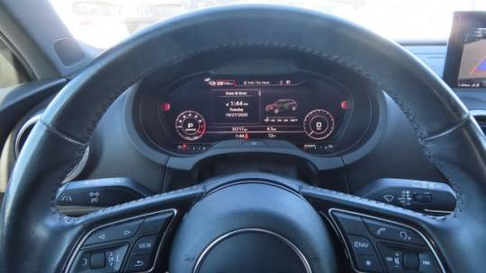 2017 Audi A3 Sportback e-tron WAUSPBFF4HA119121