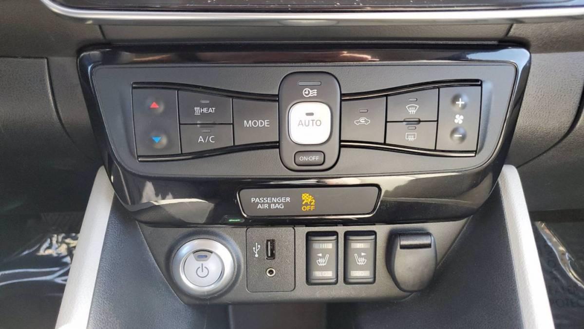 2018 Nissan LEAF 1N4AZ1CP7JC302755
