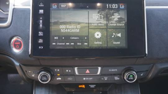 2018 Honda Clarity JHMZC5F34JC003074