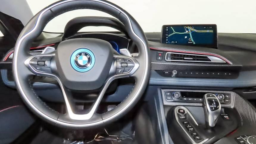 2019 BMW i8 WBY2Z4C52KVB81820
