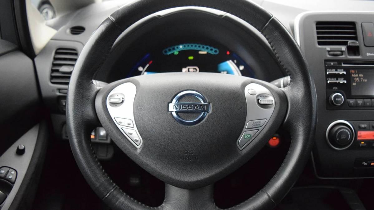 2015 Nissan LEAF 1N4AZ0CP5FC310726