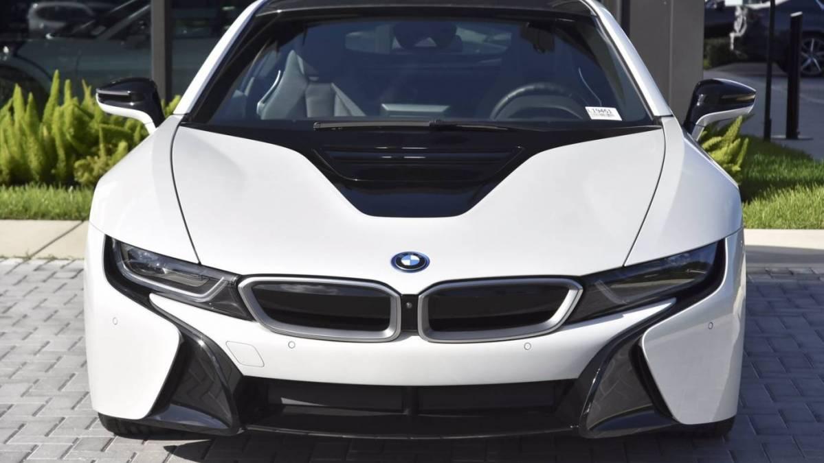 2019 BMW i8 WBY2Z4C57KVB81862