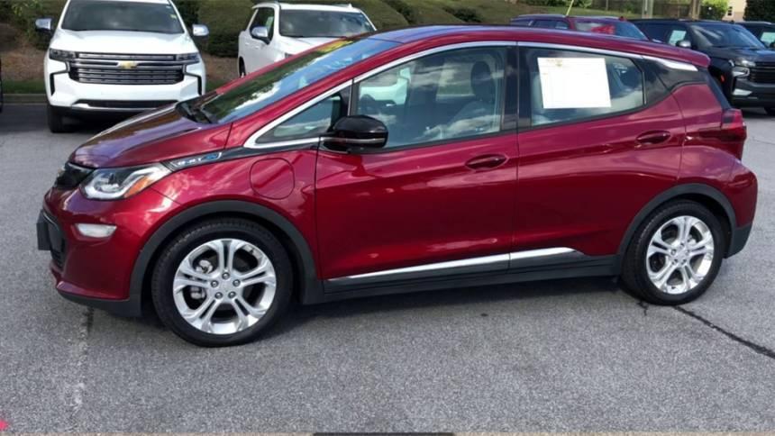 2017 Chevrolet Bolt 1G1FW6S02H4142887