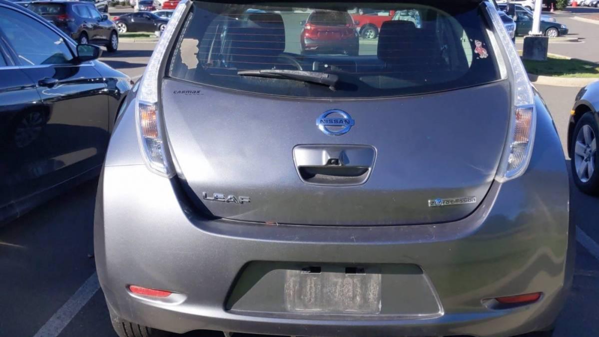 2015 Nissan LEAF 1N4AZ0CP6FC302067