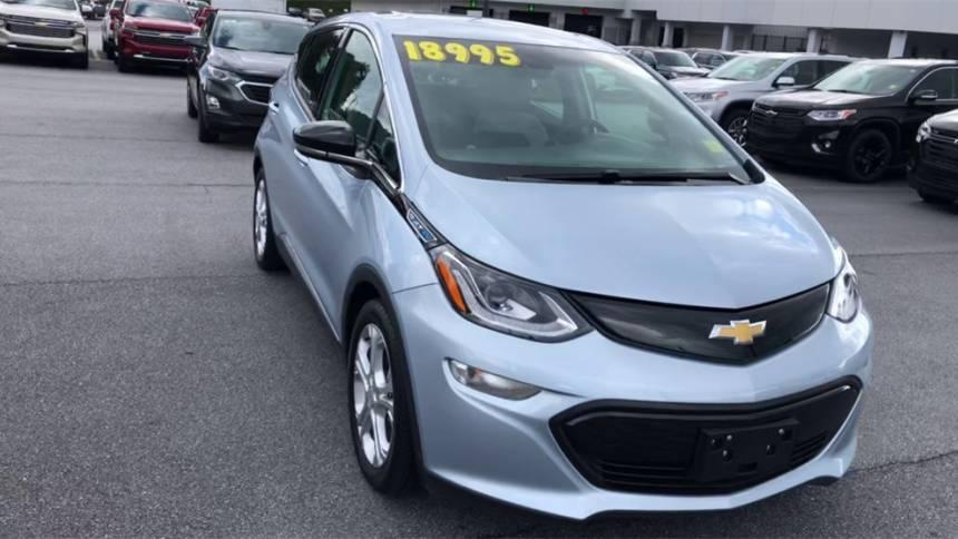 2017 Chevrolet Bolt 1G1FW6S04H4187572