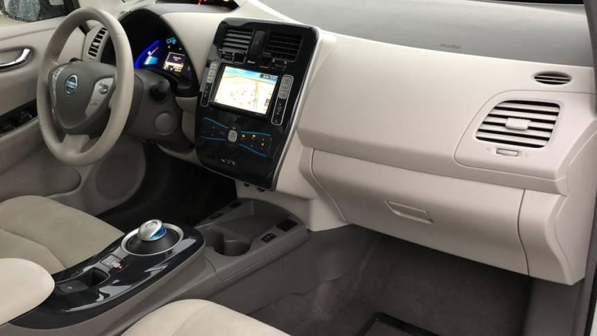 2012 Nissan LEAF JN1AZ0CPXCT024797